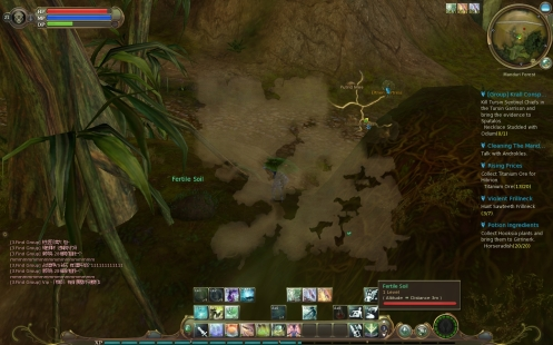 Aion0001 - Fertile Soil - The Gem of Hope quest