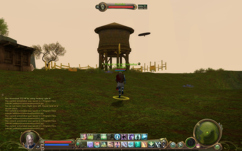 Aion - Hidden Village under Sanctum - from: Chase Payne@AionSource  [001]