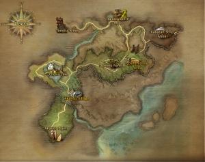Map P